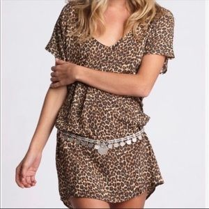 acacia swimwear shirt dress